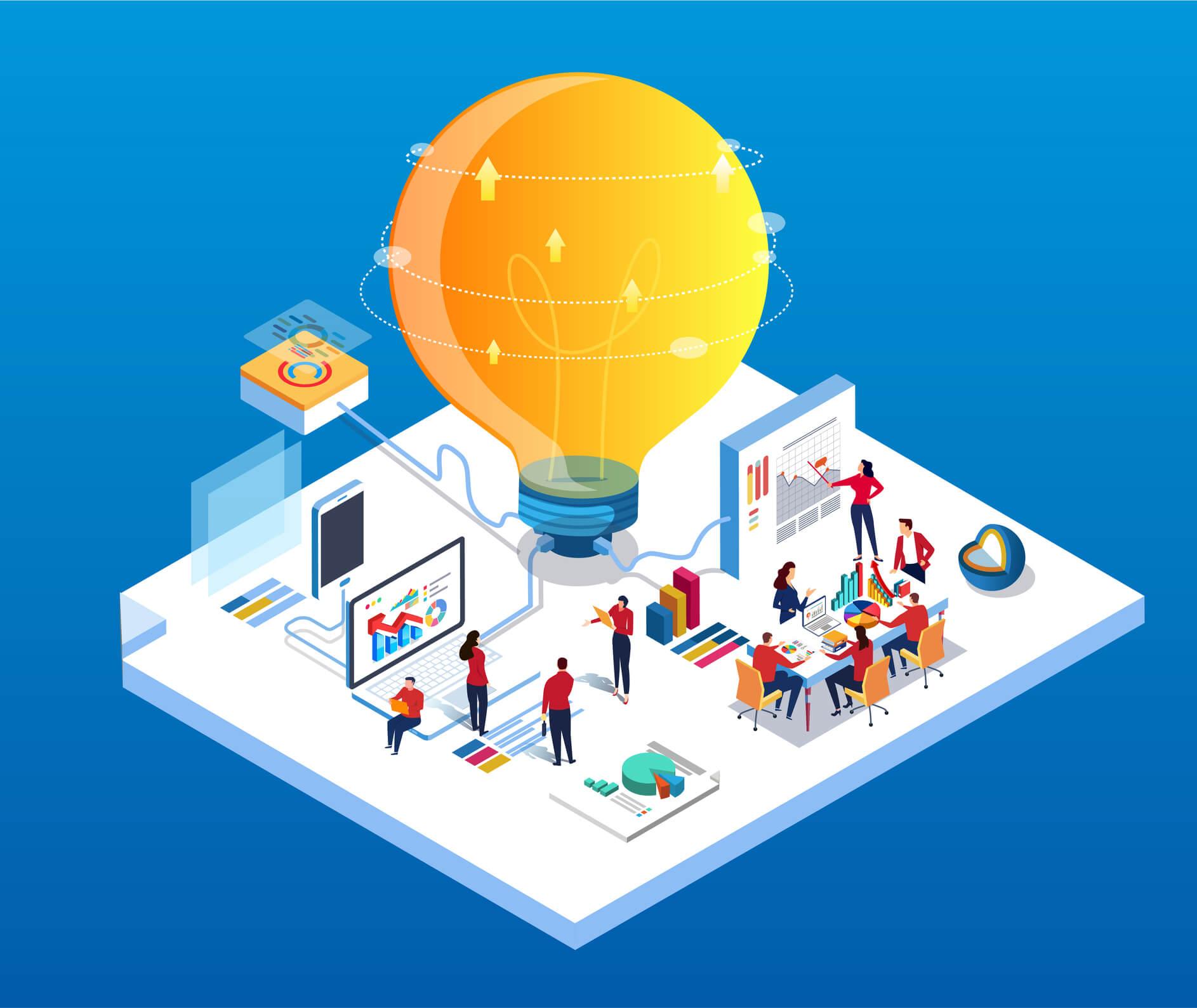 A Importância Da Tecnologia E Inovação Para As Empresas